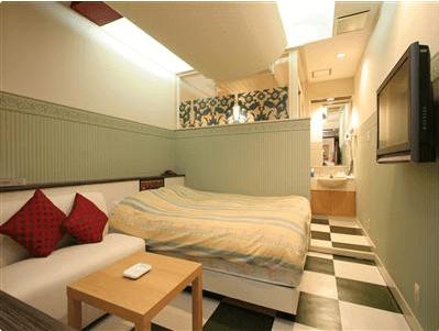 浅草HOTEL_lereveの室内写真1