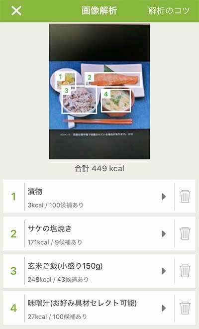 与沢翼のダイエットおすすめのアプリ画像その1
