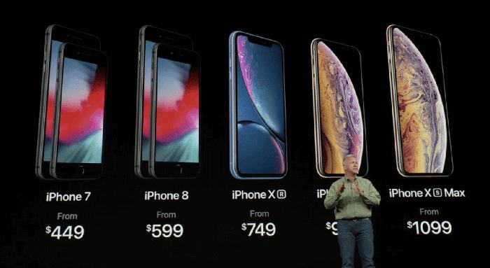 iPhoneXsの発売日と予約日