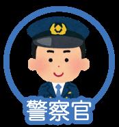 渋谷の警察