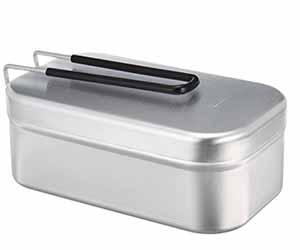 一合用の飯盒画像