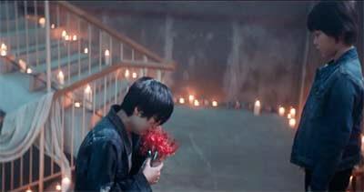 欅坂46の黒い羊MV考察「子供と再会するシーン」
