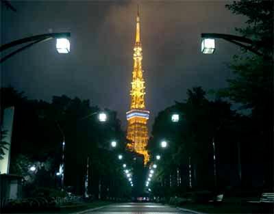 「神様、仏様」の東京タワー:0:00秒の画像