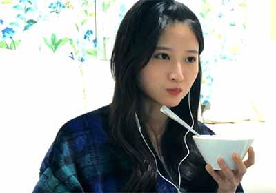 八田エミリはYouTubeをどのように撮影しているか?証拠画像