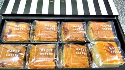 ニューヨーク・パーフェクト・チーズの店舗が出している他のメニューの画像