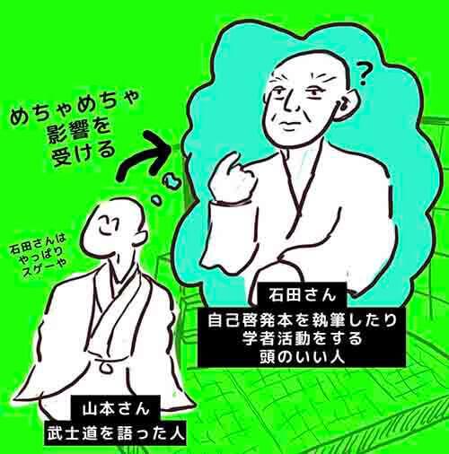 石田さんのイラスト