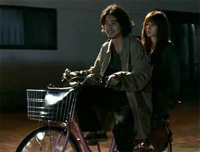 又吉直樹の映画「劇場」の感想。自転車のシーン
